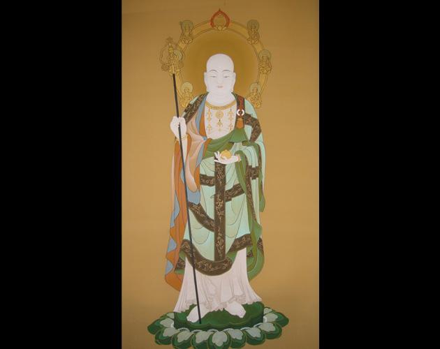 仏画 村上惠那の描く仏の世界 ~工房 惠那~【京都】